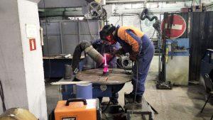 Наплавка уплотнительных поверхностей промышленной арматуры