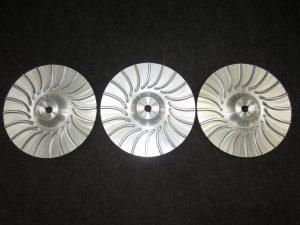 Изготовление рабочих колес центробежных насосов