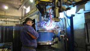Автоматическая сварка в среде защитного газа